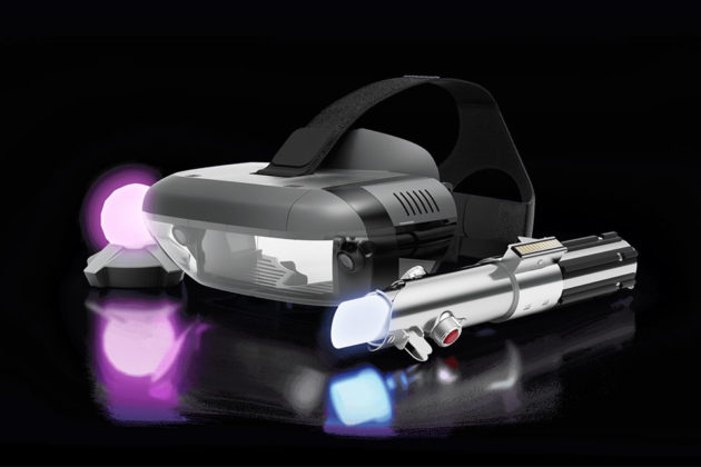 Disney x Lenovo Star Wars Jedi Challenges Augmented Reality Video Game