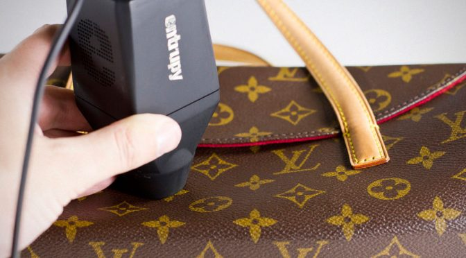 This AI-powered Handheld Device Can Tell If A Luxury Bag Is Real Or Fake