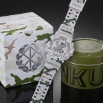 "G-Shock Joins Hands With Sankuanz For Limited Edition ""Tundra"" Watch"