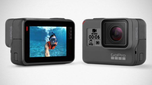 GoPro HERO6 BLACK and Fusion Action Cameras