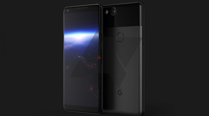 Google Pixel 2 Rumored and Leaked Details with Render