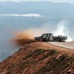 Watch Ken Block Takes On Pikes Peak With Lots Of Smoke And Donuts