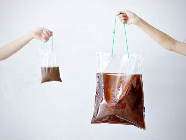 Kopi Dabao Bag by Wheniwasfour