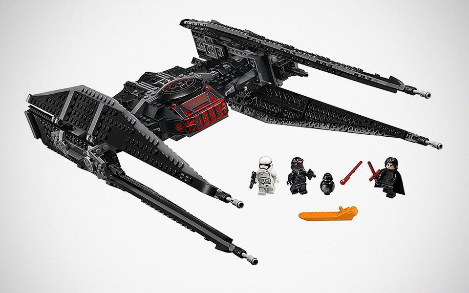 LEGO 75179 Star Wars Kylo Ren's Tie Fighter