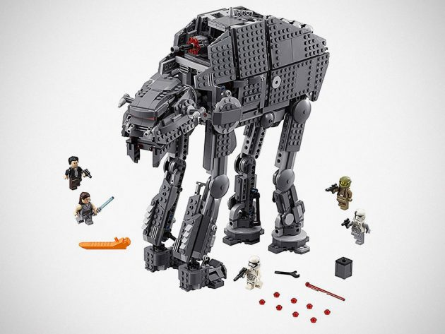 LEGO 75189 Star Wars First Order Heavy Assault Walker
