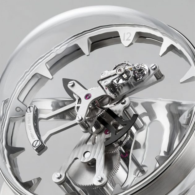 MB&F Limited Edition Octopod Luxury Table Clock