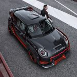 MINI John Cooper Works GP Concept and Electric Concept Heads To IAA