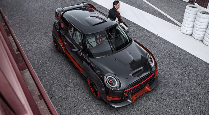 MINI John Cooper Works GP Concept and Electric Concept