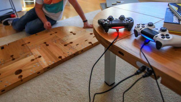 Modulos Customizable and Modular Table