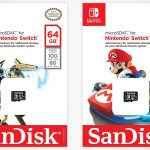 WD Collab With Nintendo For Licensed microSDXC For Nintendo Switch
