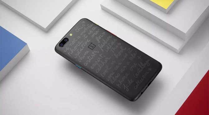 OnePlus And Castelbajac Collab Gives You A Reason Not To Use A Phone Case