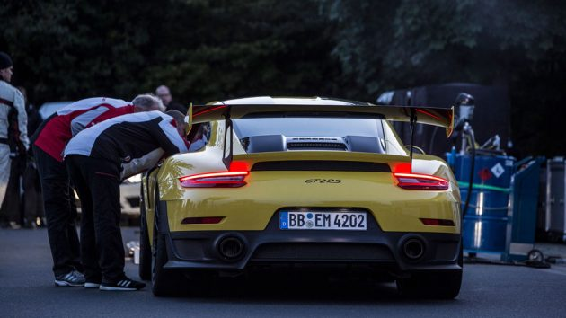 Porsche 911 GT2 RS Is Now The Fastest 911