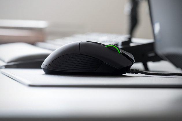 Razer Basilisk First-Person-Shooter Gaming Mouse