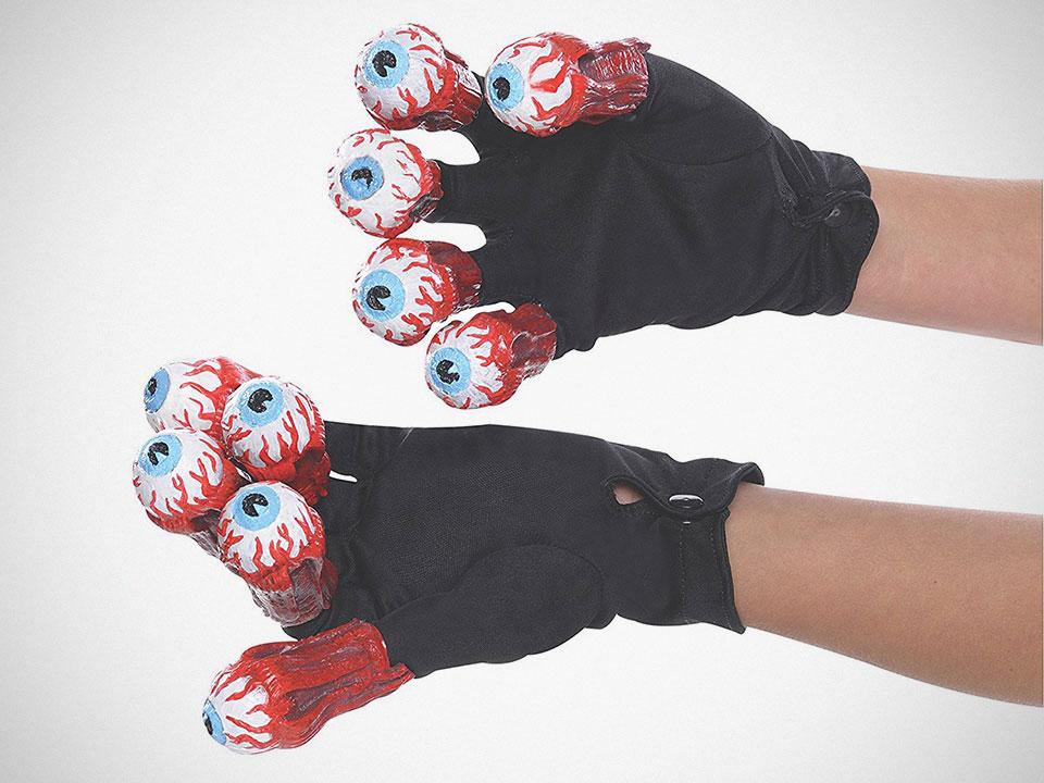 Rubie's Beetlejuice Adam Eyeball Gloves