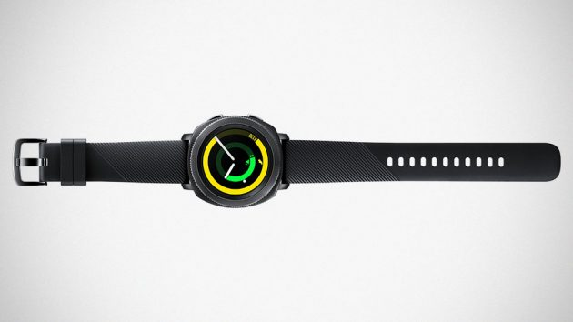 Samsung Gear Sport at IFA 2017