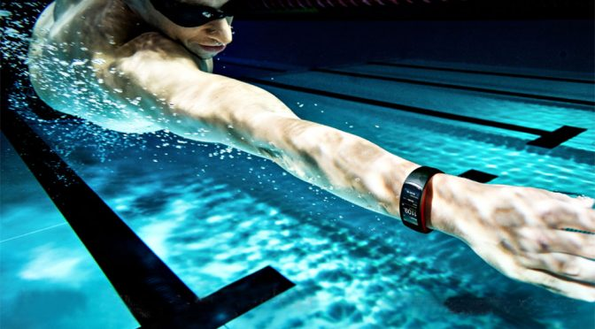 Samsung Gear Sport and Gear Fit2 Pro Making Splashes With Speedo