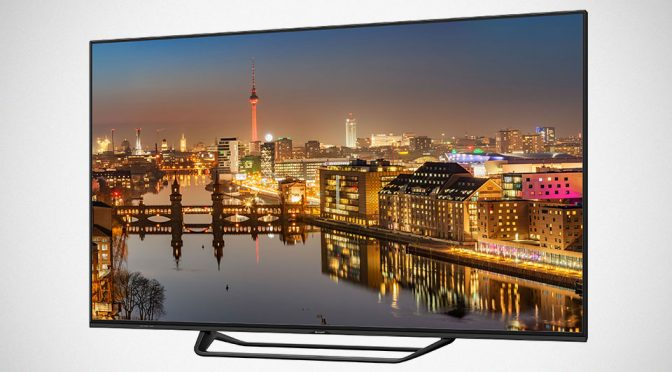 Sharp AQUOS 8K TV Unveiled