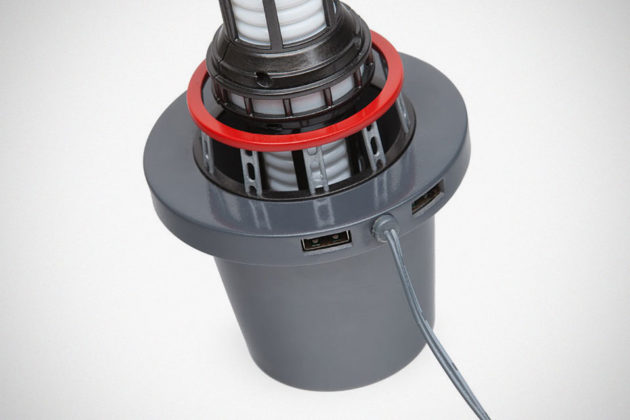 Star Trek: The Next Generation Warp Core USB Car Charger