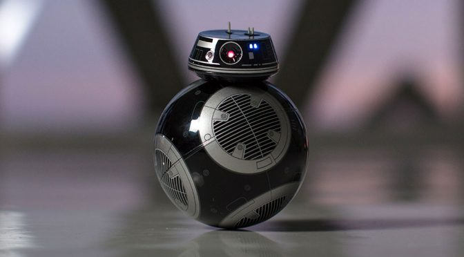 This Is BB-9E, The Evil Twin Of BB-8 And You'll Have Full Control Over It