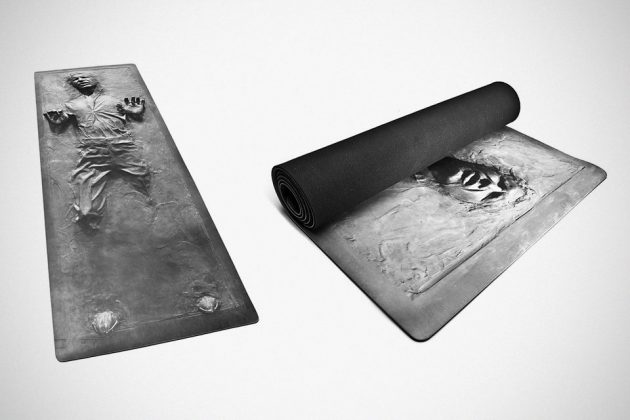 Star Wars Han Solo Yoga Mat by Onnit Labs
