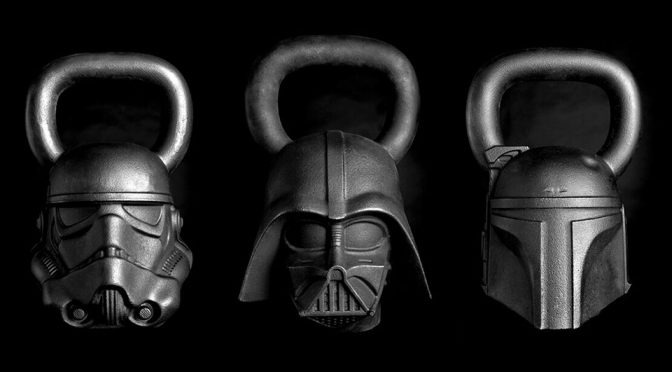Star Wars-themed Fitness Equipment by Onnit Labs
