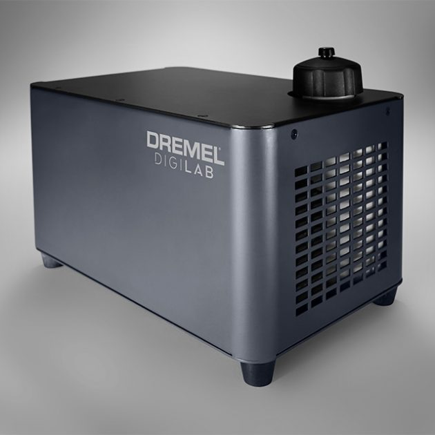 The Dremel DigiLab Laser Cutter
