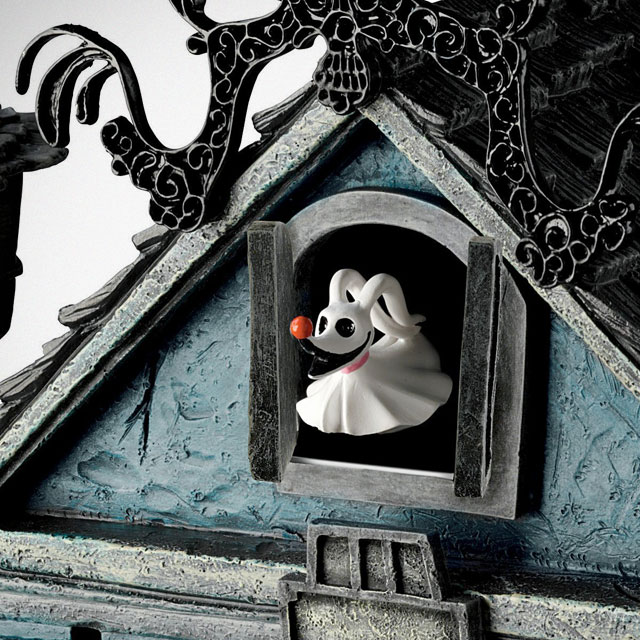 The Nightmare Before Christmas Cuckoo Clock Is One For The