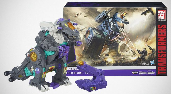 Hasbro <em>Transformers</em> Platinum Edition Trypticon On Sale For Almost $50 Less
