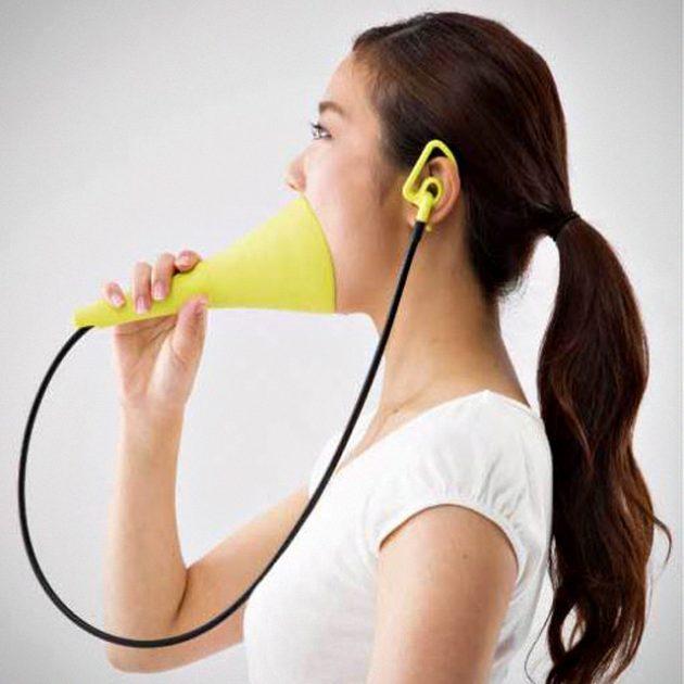 Utaet Voice Training Silent Karaoke Microphone