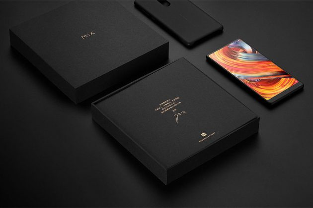 Xiaomi Mi Mix 2 Android Smartphone