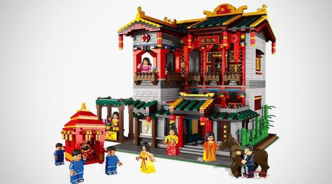 Chinese LEGO Knock Off Lets You Build A 'LEGO Whorehouse'. Wait, What!??