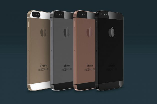 iPhone SE with Edge-to-Edge Display Concept