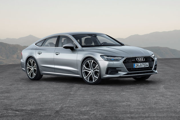 2018 Audi A7 Sportback Four-door Coupe