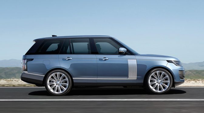 New Range Rover Is Not Just Luxurious, But It Is Silent Too