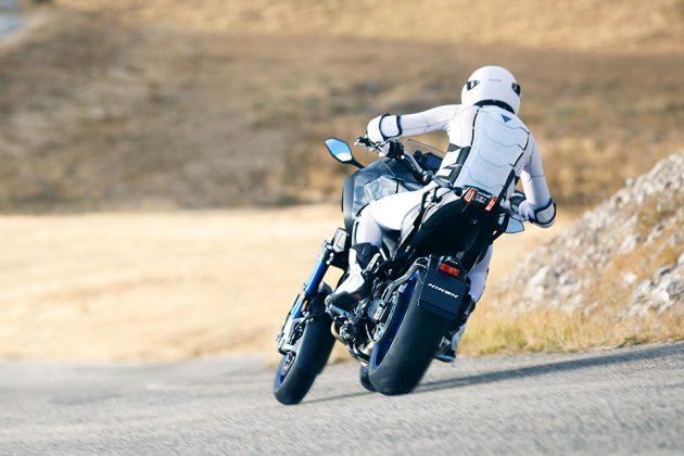 2018 Yamaha NIKEN Leaning Multi-wheeler Motorcycle