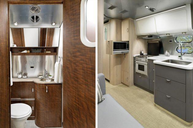 Airstream X Astheimer Globetrotter Camper Trailer