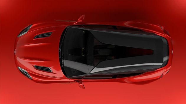 Aston Martin x Zagato Vanquish Shooting Brake