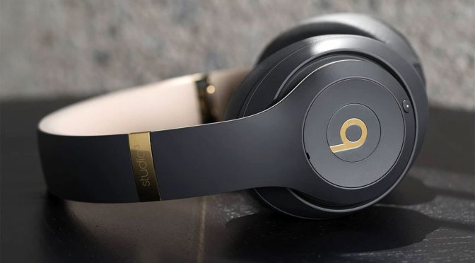 Here's The New Beats Studio3 Wireless Headphones With Apple's W1 Chip
