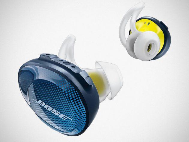 Bose SoundSport Free Wireless In-ear Headphones