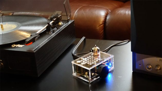 Ceres Hybrid Tube Amplifier by Pi 2 Design
