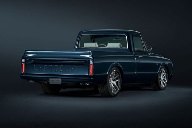 Chevrolet Custom 1967 C-10 Pickup Truck