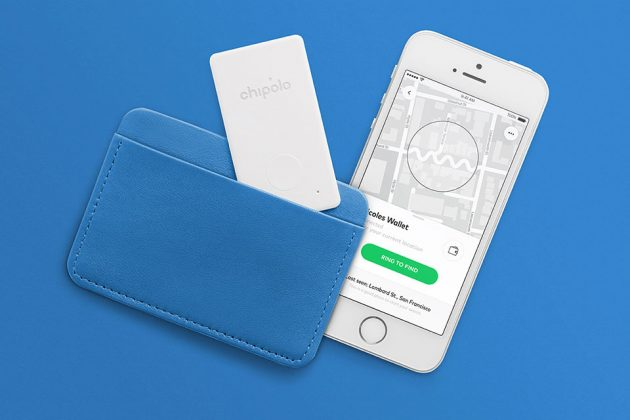 Chipolo CARD Bluetooth Tracker