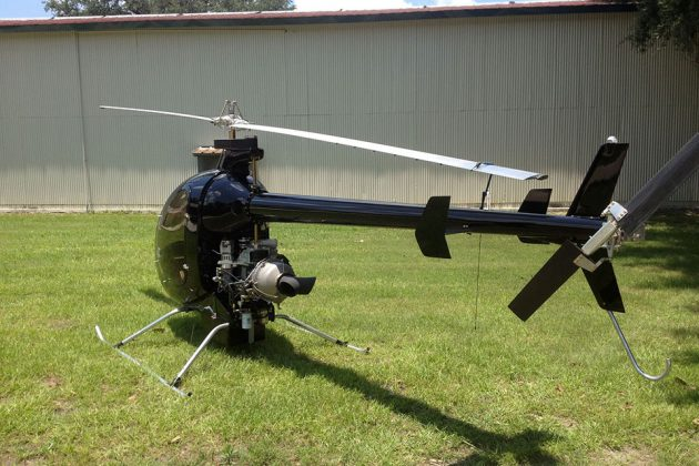Composite FX Mosquito XE Single Seat Helicopter