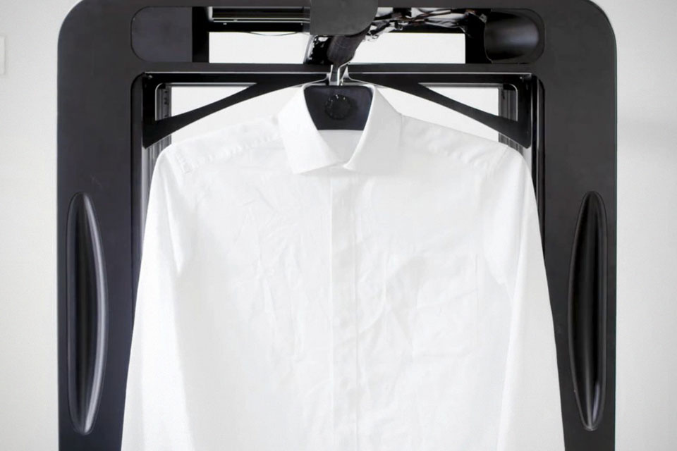 Effie Iron Price >> This Is Effie It Will Dry And Iron Your Clothes For You In 3