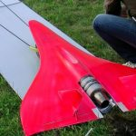 Watch An R/C Plane Breaks 450 MPH, Well, That's If You Can Actually See It