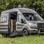 New Trigano Transit-based Campers Boasts Bespoke Mods By Ford