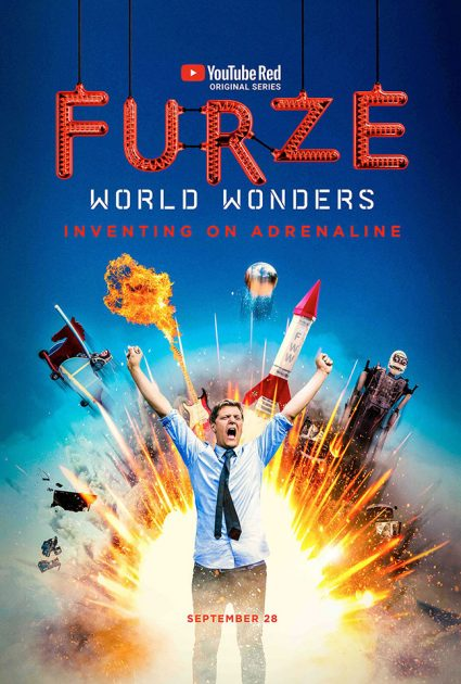 Furze World Wonders YouTube Red Series by Colin Furze