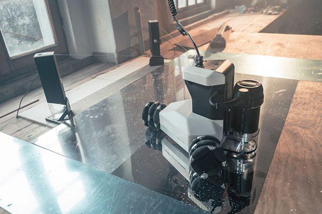 Goliath CNC Autonomous Robotic Machine Tool