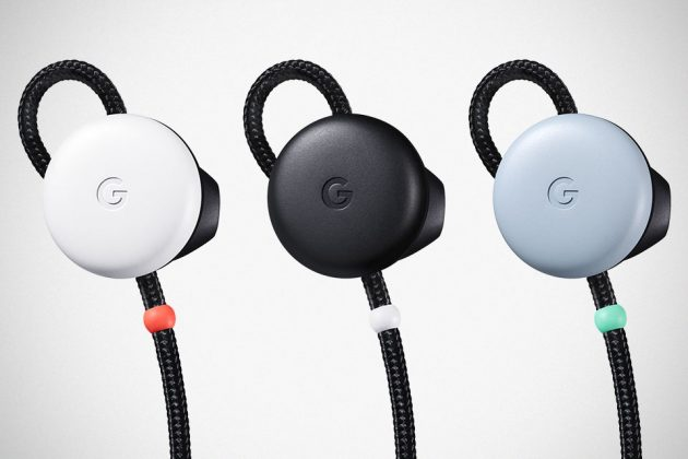 Google Pixel Buds Wireless In-ear Headphones
