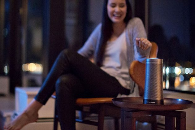 Harman Kardon Invoke Cortana-enabled Speaker
